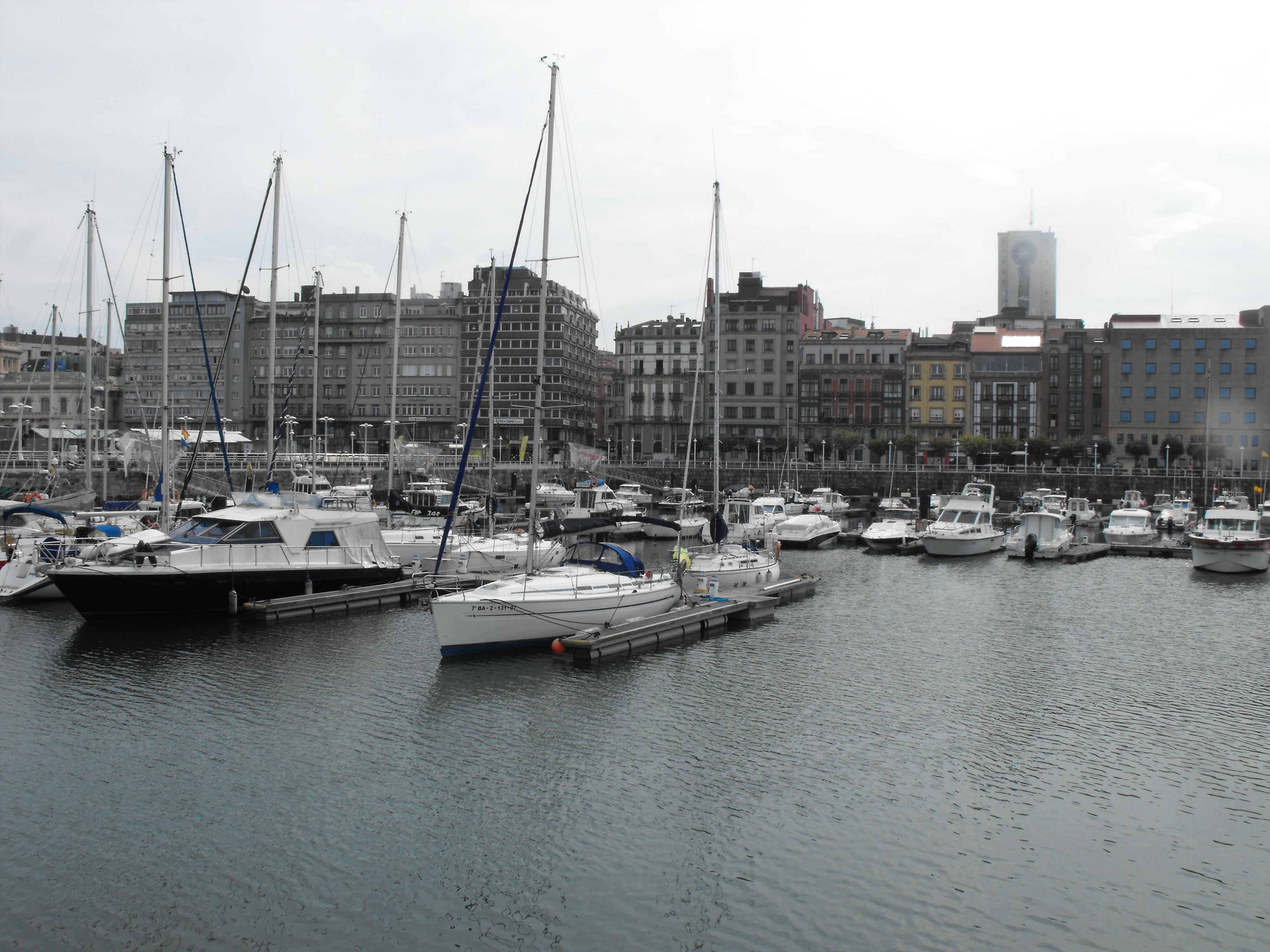 Puerto Deportivo Gijón