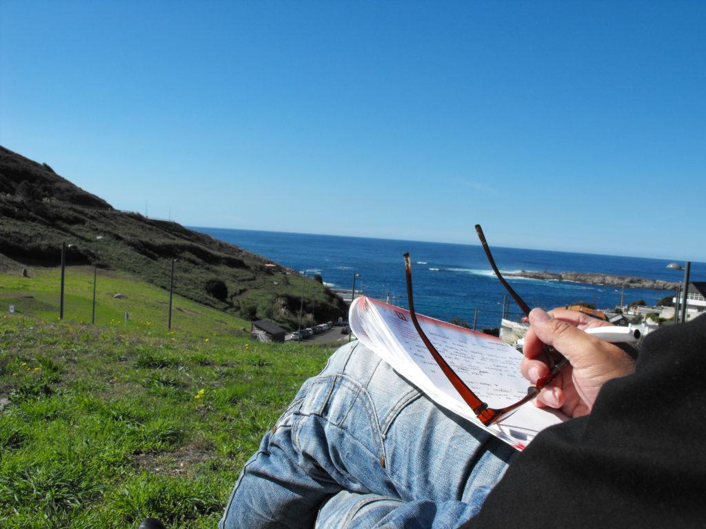 pracovat u moře jako digitální nomád