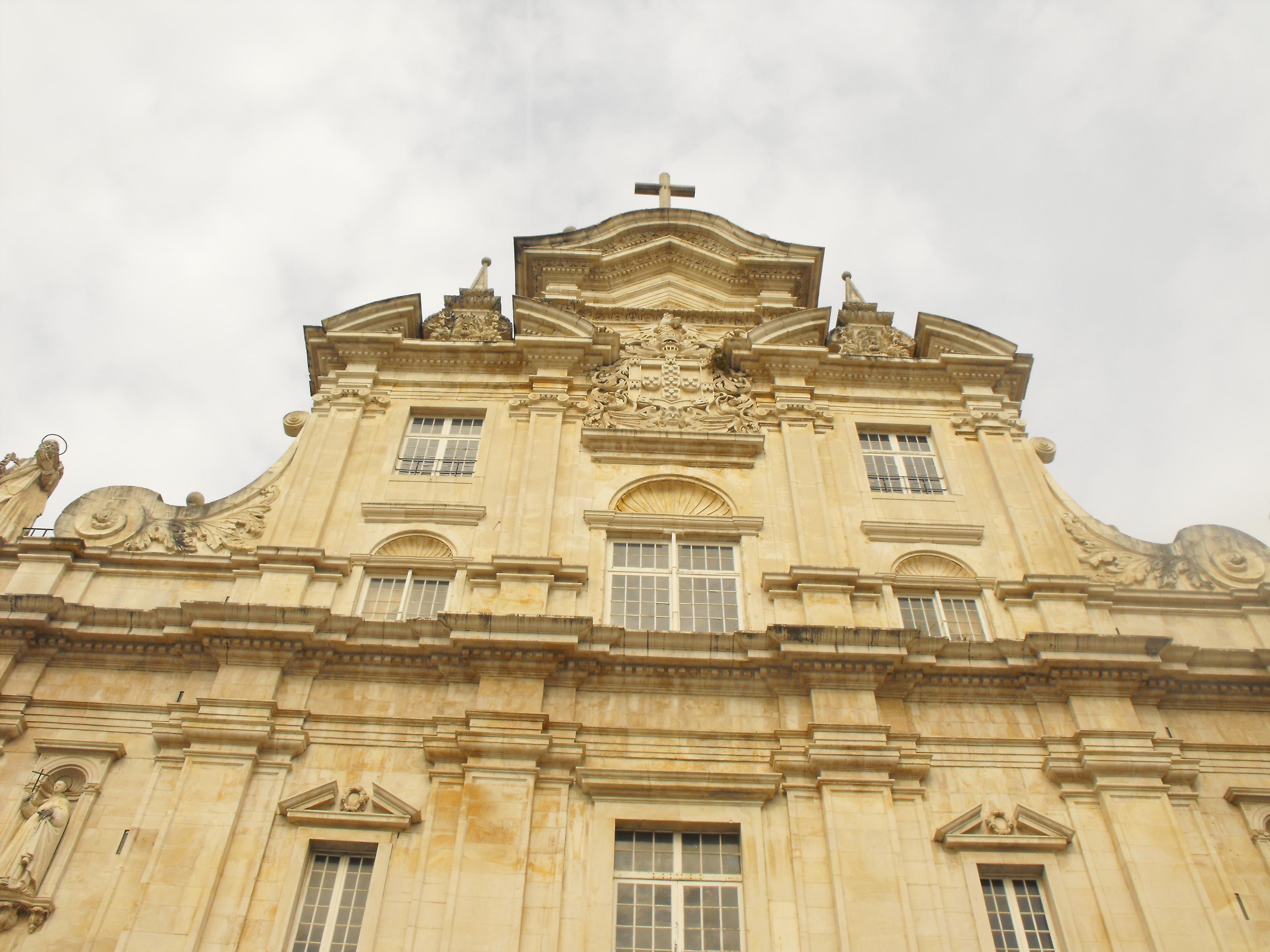 Jedinečná Coimbra
