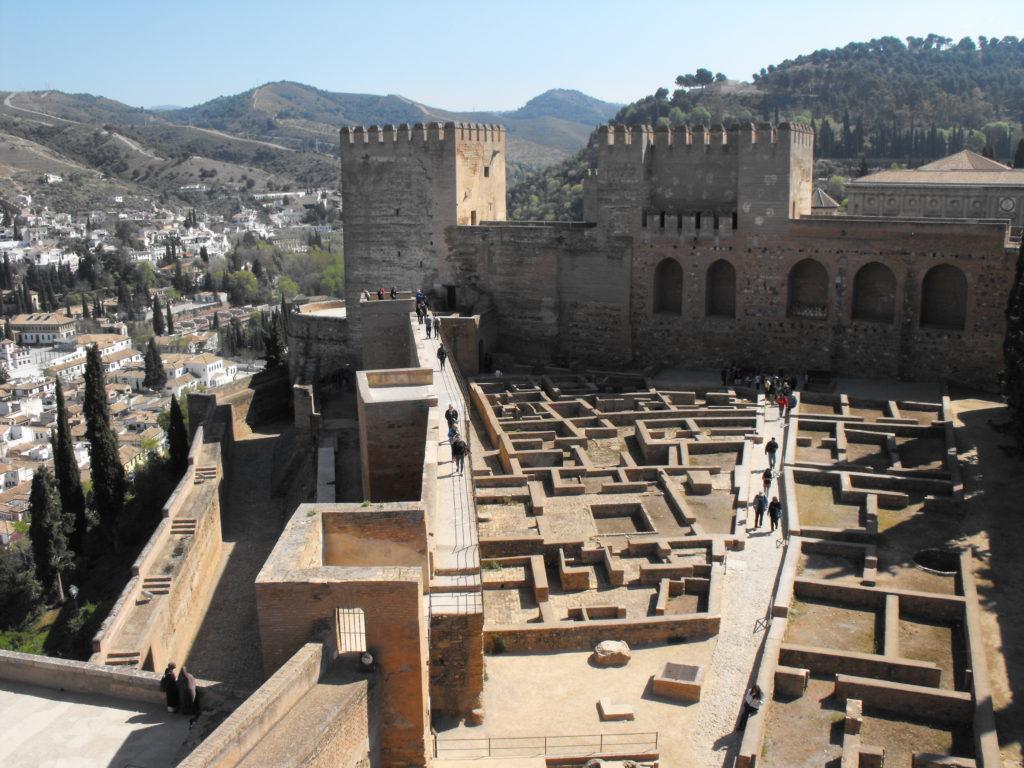 Alcazába Alhambra Granada
