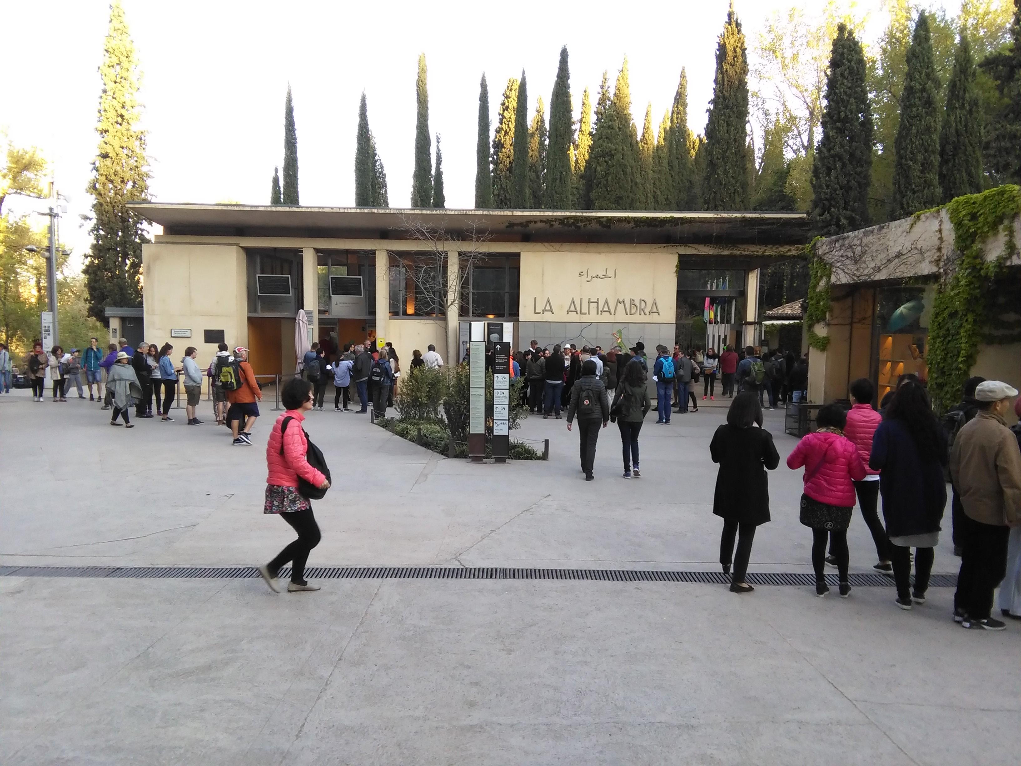 Alhambra - španělský skvost