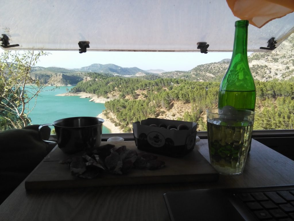 Relax na El Chorro (ES)