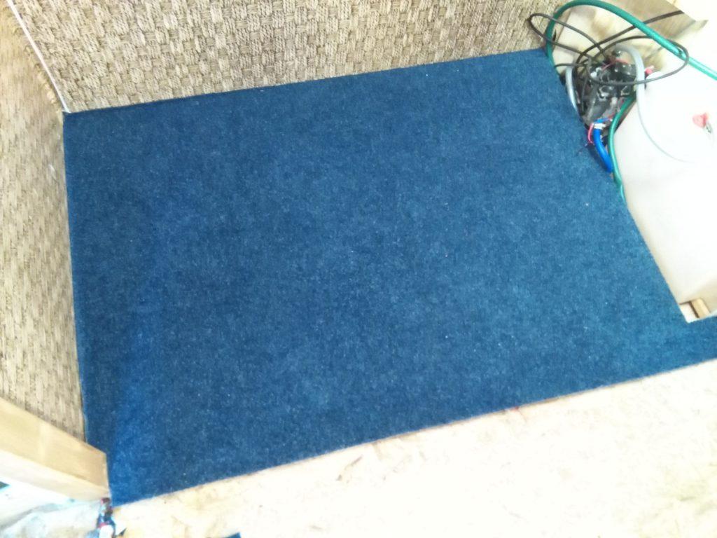 a finálka koberec