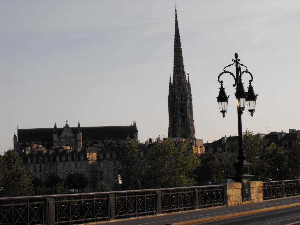 Katedrála Bordeaux