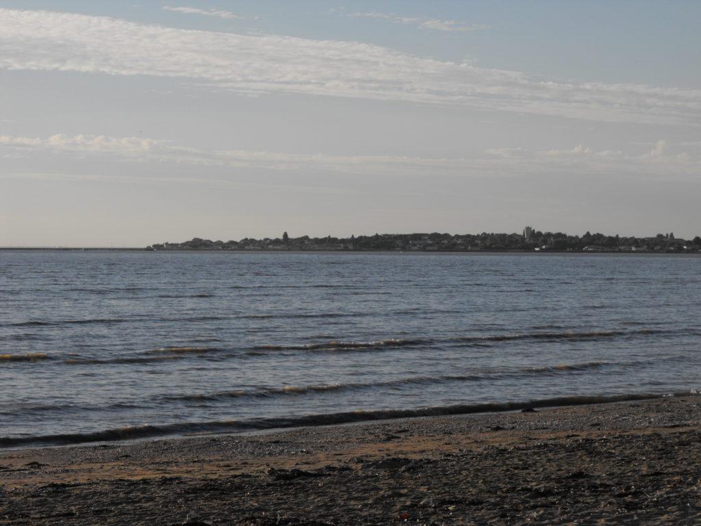 Moře příliv La Rochelle