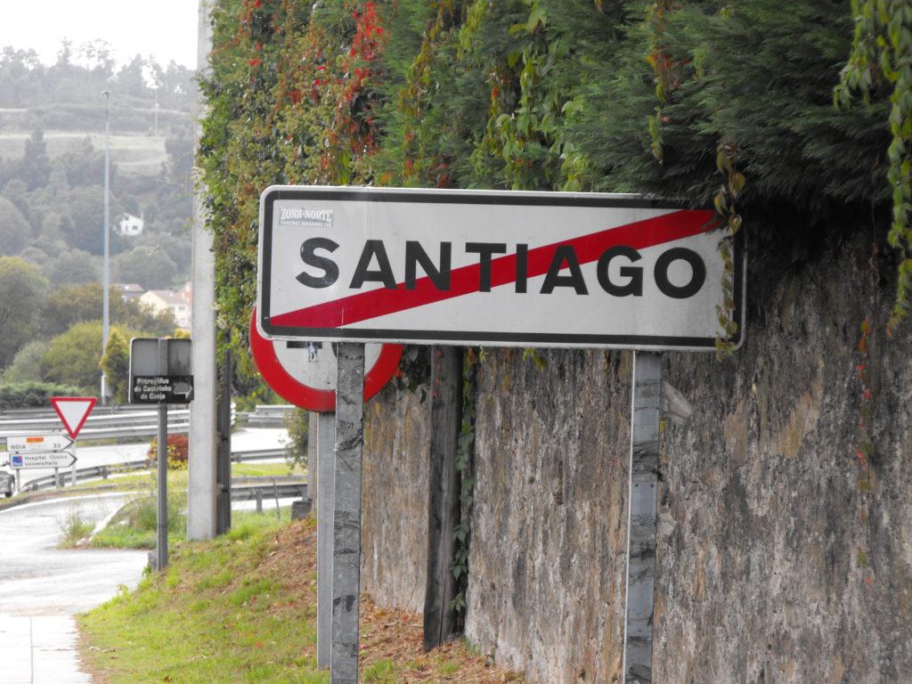 Poutníkem do Santiaga